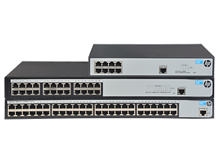 HP Managed Switch