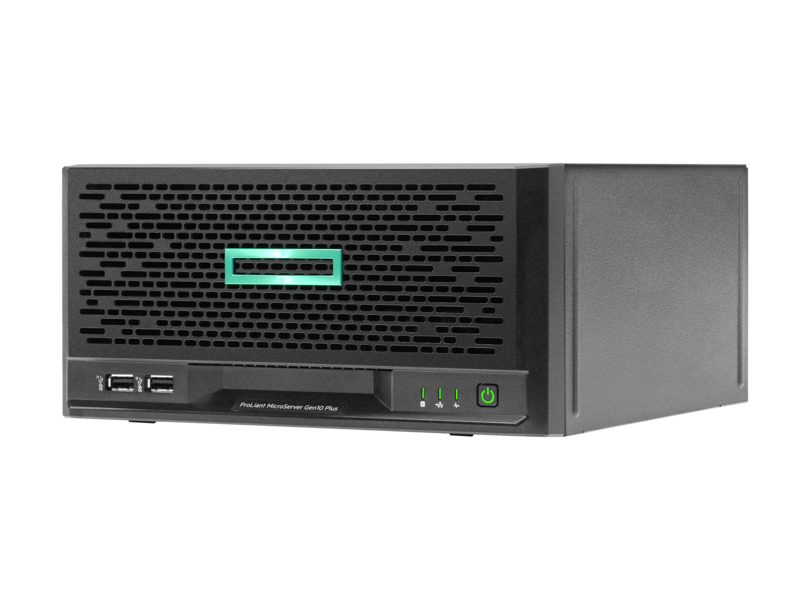 HP Microserver Gen10 PLUS